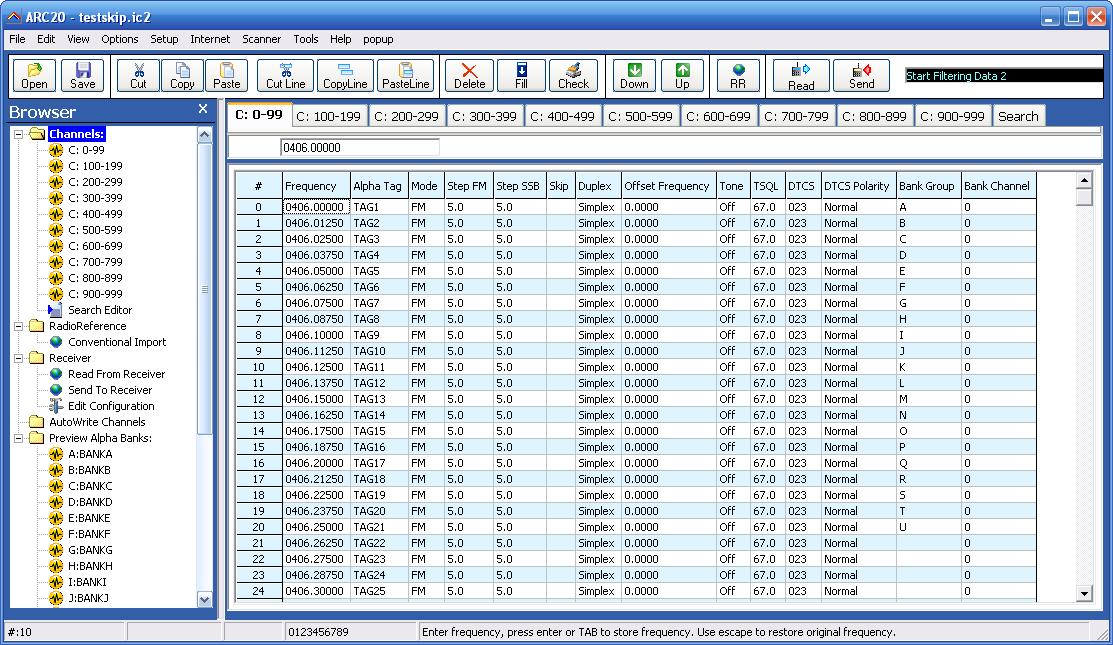 Icom radio programming software free download